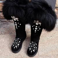 Wholesale Fur Inside Knee High <b>Boots</b> for Resale - Group Buy ...