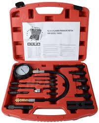 DA YUAN 17 pc Diesel Engine Compression Tester ... - Amazon.com
