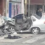 Padre e hijo murieron en otro choque trágico: hay un joven de 21 ...