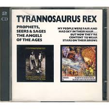 <b>TYRANNOSAURUS REX</b> 1988 <b>Prophets</b>, Seers & Sages, The ...