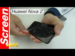 Huawei <b>Nova 2</b> Screen replacement - YouTube
