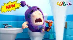 Oddbods | NEW | SCHOOL HOLIDAYS | <b>Funny Cartoons</b> For <b>Kids</b> ...