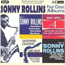 Amazon.co.jp: Four Classic Albums (<b>Sonny Rollins</b> Plus 4 / Sonny ...