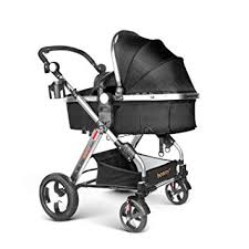 Besrey 2 in1 Luxury Newborn Baby Stroller for Infant ... - Amazon.com