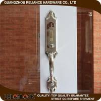 Buy Front Door Locks Types Satin Nickel Mortise Lock With 45mm Backset In China On Alibabacom