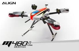 Радиоуправляемый мультикоптер <b>Align M480L Multicopter</b> Super ...