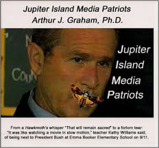 Image result for photos of bush at booker elementary on 9/11