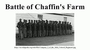 「Battle of Chaffin's Farm」の画像検索結果