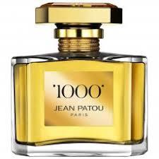 Женские <b>духи</b> Jean Patou <b>1000</b>, купить парфюм и туалетную воду ...