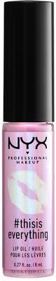 <b>NYX Professional Makeup</b> #ThisIsEverything Lip <b>Oil</b> - <b>Масло</b> для губ ...