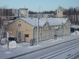 Kerava railway station
