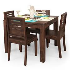 wood seater dining set dining table sets buy dining tables sets online in india urban