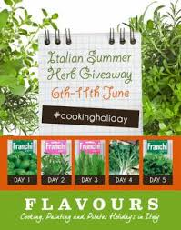 Most Popular <b>Italian Herbs</b> | Flavours Holidays