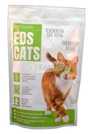 <b>Ликвидатор запаха EDS</b> CATS для кошачьего туалета — Скидки ...