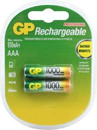 100AAAHC(HR03/<b>ААА</b>)2, <b>Аккумулятор</b> никель-металлгидридный ...