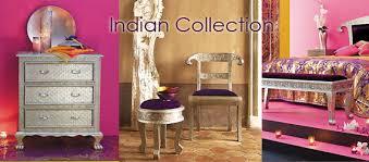 White Metal Furniture  Embossed India Indian