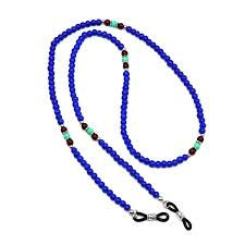 <b>Beaded Eyeglass</b> Chain <b>Sunglasses</b> Holder <b>Strap Eyewear</b> ...