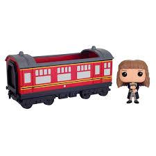 <b>Фигурка Funko POP Rides</b>: Hermione Hogwarts Express Traincar ...