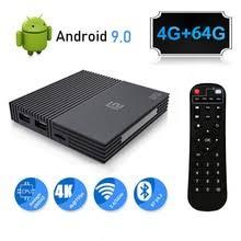SALE! A95X F2 4K Smart <b>TV Box Android 9.0</b> Box TV 4GB 64GB ...