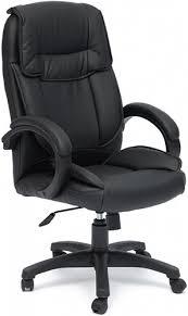 Купить кресло и <b>стул Tetchair Oreon</b>, черный перфорированный ...
