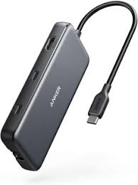 PowerExpand 8-in-1 USB-C PD 10Gbps Data Hub - Anker