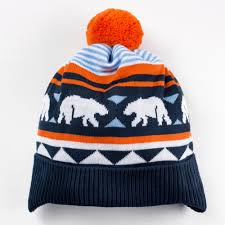 Шапка <b>KAFTAN</b> 3735811 <b>Медведи</b> для мальчика, цвет синий ...