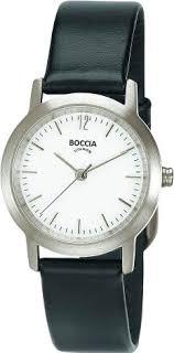 Наручные <b>часы Boccia</b> Titanium <b>3170-03</b> — купить в интернет ...