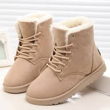 Trendy Fashion New <b>Warm Winter</b> Boots For Women Ankle Water ...