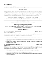 teacher cv example   seangarrette co  english teacher resume sample  x   teacher cv example