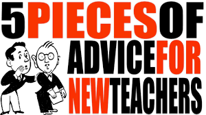 <b>5 Pieces</b> of Advice for <b>New</b> Teachers - YouTube