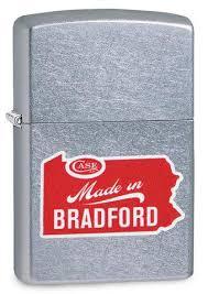 Case Zippo® Lighter - Made in Bradford <b>Logo</b> – caseknives.com