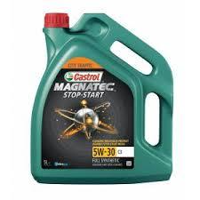 Купить <b>Моторное масло Castrol Magnatec</b> Stop-Start 5W-30 C3 ...