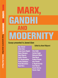 marx gandhi and modernity essays presented to javeed alam javeed alam