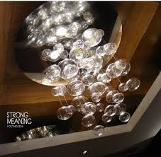 modern pendant light fixture murano due bubble glass pendant light lighting height 85cm guaranteed bubble lighting fixtures