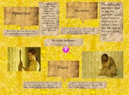 yellow wallpaper worksheet  wallpapersafari