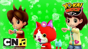 <b>Yo</b>-Kai Watch | <b>Cartoon</b> Network