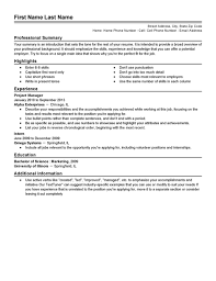 free resume templates 20 best examples for all jobseekers free resume templates free traditional resume templates