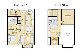 apartment plans 1 bedroom