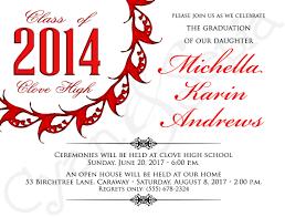 sample graduation party invitation templates graduation party printable graduation invitation template 2014