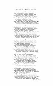 college essays college application essays ode on a grecian urn stillinger fifty nine ways of reading ode on a grecian the physical object in john keats s
