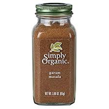 Simply Organic Garam Masala, Certified Organic   3 ... - Amazon.com