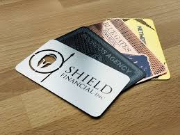 <b>Metal Business Cards</b> From Stainless, Matte Black, Rose Gold & Gold