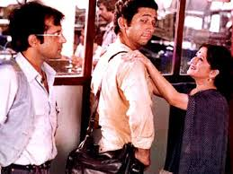 Image result for jaane bhi do yaaro poster
