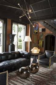 room french style furniture bensof modern: eclectic vintage living room by kelly wearstler