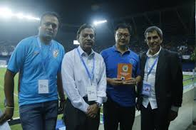Sports Minister Kiren Rijiju Launches AIFF <b>Golden</b> Baby Leagues ...