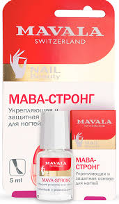 <b>Mavala</b> Укрепляющая и <b>защитная</b> основа для ногтей Mava-Strong ...