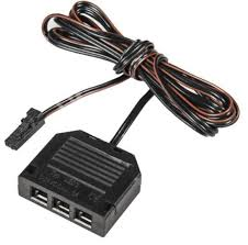 <b>Разветвитель на 3 розетки</b> - L815F, max 3A LED03013 купить в ...