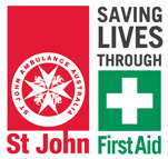 Image result for st john ambulance logo