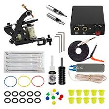 ITATOO Complete Tattoo Kit for Beginners Tattoo ... - Amazon.com