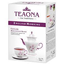 Чай черный <b>ТИОНА</b> цейлонский среднелистовой 250 г ...